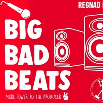 BIG BAD BEATS at The Old Street Gallery on Thursday 2nd May 2019