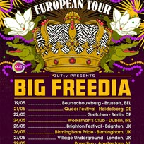 Big Freedia at Village Underground on Sunday 27th May 2018