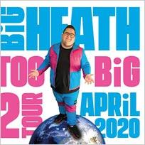 Big Heath at The Garage on Thursday 9th April 2020