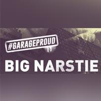 Big Narstie at Proud Camden on Sunday 16th April 2017