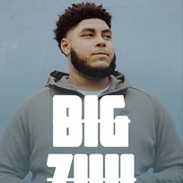 Big Zuu at Oslo Hackney on Wednesday 24th January 2018