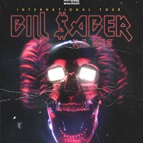 Bill $aber at Camden Assembly on Friday 29th June 2018