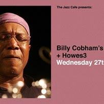 Billy Cobham at Jazz Cafe on Wednesday 27th November 2019