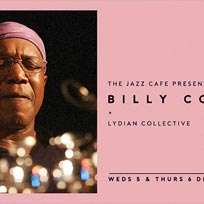 Billy Cobham at Jazz Cafe on Wednesday 5th December 2018