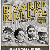 Bizarre Ride II at Jazz Cafe on Monday 5th June 2017