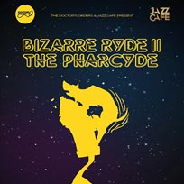 Bizarre Ride II The Pharcyde at Jazz Cafe on Friday 30th September 2016