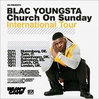 Blac Youngsta at The Forum on Sunday 10th November 2019
