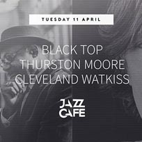 Black Top at Jazz Cafe on Tuesday 11th April 2017
