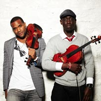 Black Violin at Borderline on Wednesday 8th June 2016