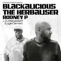 Blackalicious at KOKO on Tuesday 10th July 2018