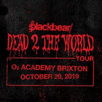 Blackbear at Brixton Academy on Tuesday 29th October 2019