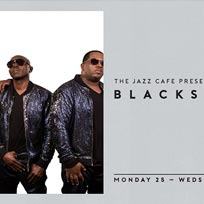 Blackstreet at Jazz Cafe on Monday 25th March 2019