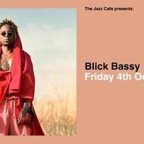 Blick Bassy at Jazz Cafe on Friday 4th October 2019