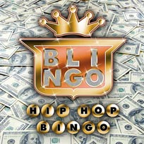 Blingo: Hip Hop Bingo at FEST Camden on Friday 7th June 2019