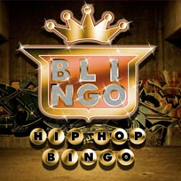 Blingo: Hip Hop Bingo at Proud Camden on Friday 27th October 2017