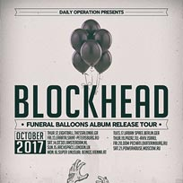 Blockhead at Archspace on Sunday 15th October 2017