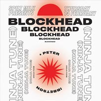 Blockhead at Old Blue Last on Thursday 14th February 2019