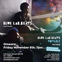 Blue Lab Beats at Omeara on Friday 8th November 2019