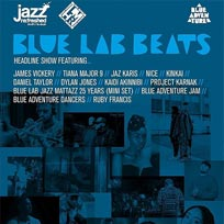 Blue Lab Beats  at Oval Space on Sunday 21st October 2018