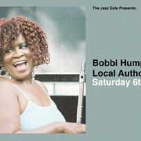 Bobbi Humphrey at Jazz Cafe on Saturday 6th July 2019