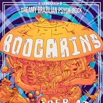 Boogarins at Oslo Hackney on Sunday 4th November 2018