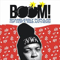 BOOM! at Bloomsbury Bowl on Friday 21st October 2016