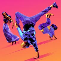 Breakin' Convention at Sadler's Wells on Saturday 30th April 2016