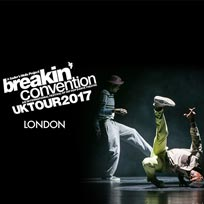Breakin' Convention x Jazz re:freshed at Sadler's Wells on Friday 28th April 2017