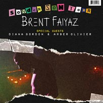Brent Faiyaz at Hoxton Square Bar & Kitchen on Wednesday 14th March 2018