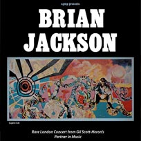 Brian Jackson at 229 The Venue on Friday 8th June 2018