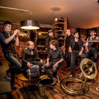 Broken Brass Ensemble at Blues Kitchen Shoreditch on Friday 27th January 2017