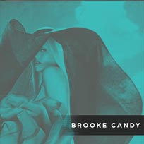 Brooke Candy at Brixton Jamm on Wednesday 12th September 2018