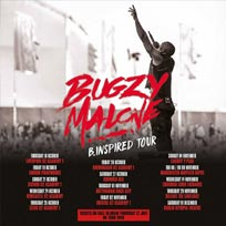 Bugzy Malone at Printworks on Friday 19th October 2018