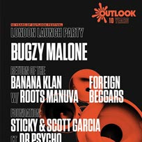 10 Years of Outlook London Launch Party at Ministry of Sound on Saturday 6th May 2017