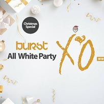 Burst: All White Party at The Loop on Saturday 15th December 2018