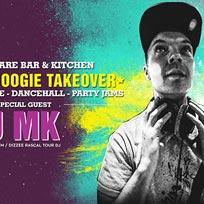 Bushwick Boogie w/ DJ MK at Hoxton Square Bar & Kitchen on Saturday 1st April 2017