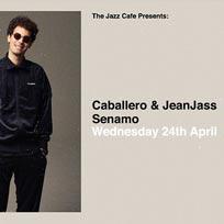 Caballero & JeanJass at Jazz Cafe on Wednesday 24th April 2019
