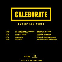 Caleborate at Birthdays on Saturday 8th December 2018