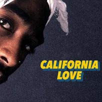 California Love at Big Chill Bar on Saturday 28th September 2019