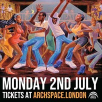 Camp Lo at Archspace on Monday 2nd July 2018