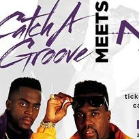 Catch A Groove meets NJS4E at Westbank on Saturday 6th January 2018