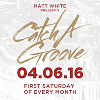Catch-a-Groove at Westbank on Saturday 4th June 2016