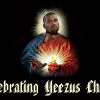 Celebrating Yeezus Christ: Kanye Party at The Old Queen's Head on Saturday 23rd December 2017
