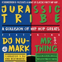 DJ Nu-Mark + Mr Thing at Islington Assembly Hall on Friday 17th February 2017