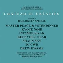 Château de Créatifs at Brixton Jamm on Wednesday 31st October 2018