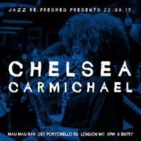 Chelsea Carmichael at Mau Mau Bar on Thursday 22nd August 2019