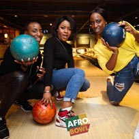 AFROBowl at Bloomsbury Bowl on Friday 16th August 2019