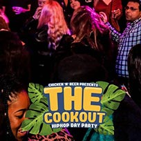 The Cookout: Rooftop Party at Dalston Roof Park on Friday 7th June 2019
