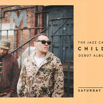 Children of Zeus at Jazz Cafe on Saturday 14th July 2018