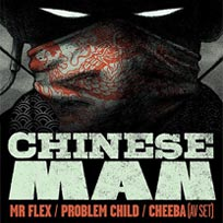 Chinese Man at The Forum on Friday 27th May 2016